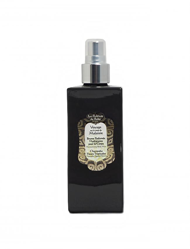 Bruma hidratante de perfume Magnolia Champaka y Flores Tropicales