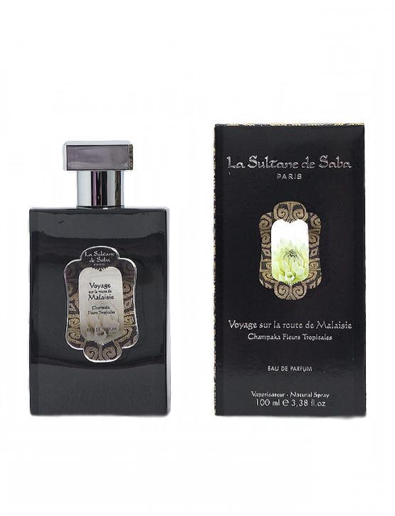 Perfume Francés Magnolia Champaka y Flores Tropicales