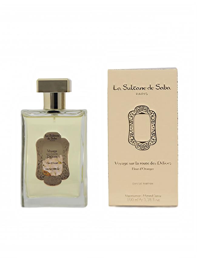 Perfume Francés Flor de Naranjo