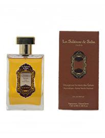 Perfume Francés Ámbar, Vainilla y Pachulí