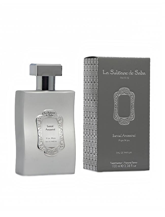 Perfume Francés para Hombre Sándalo Ancestral La Sultane de Saba