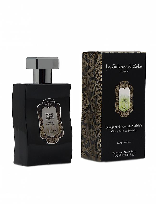 Perfume Francés Magnolia Champaka y Flores Tropicales La Sultane de Saba