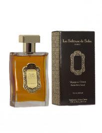 Perfume Francés Ámbar, Almizcle y Sándalo La Sultane de Saba